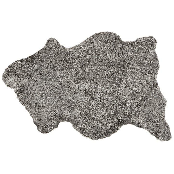 Ella Sheepskin, Grey Graphite