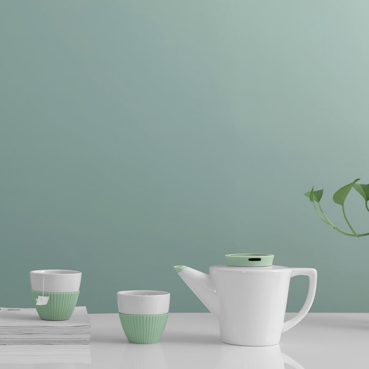 Infusion Tea Set, Peppermint