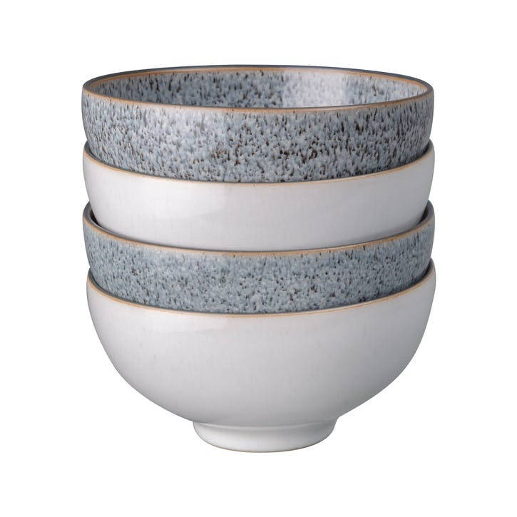 Studio Grey Rice Bowl, Set of 4