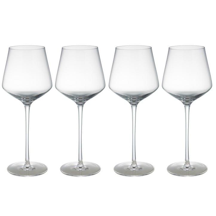Hamburg White Wine Glass, Set of 4