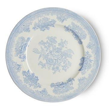 Asiatic Pheasants Plate, 29cm, Blue