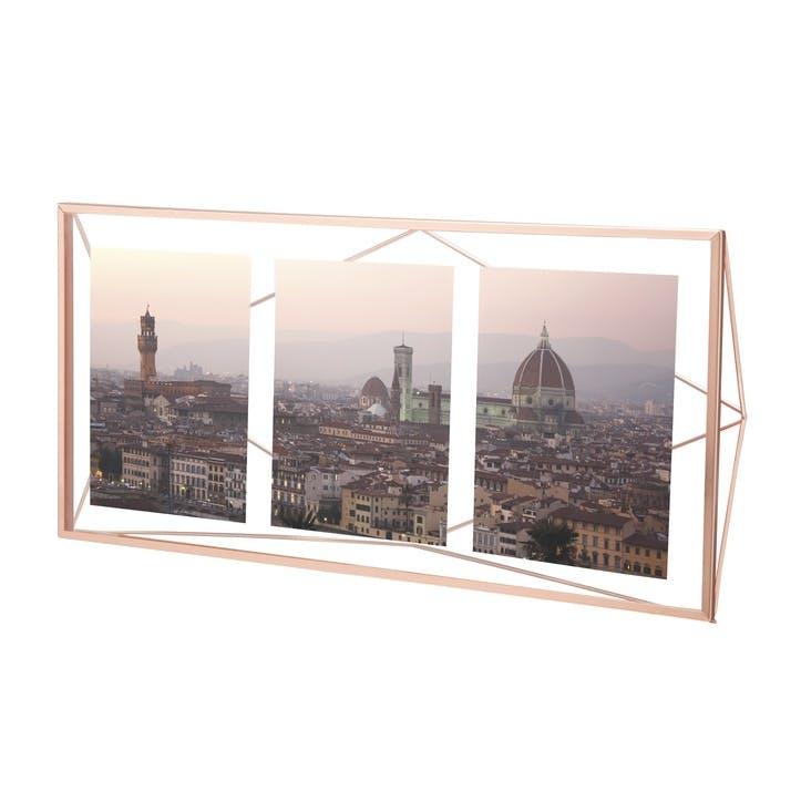 """Prisma Multi Photo Frame, 5""""x7"""", Copper"""
