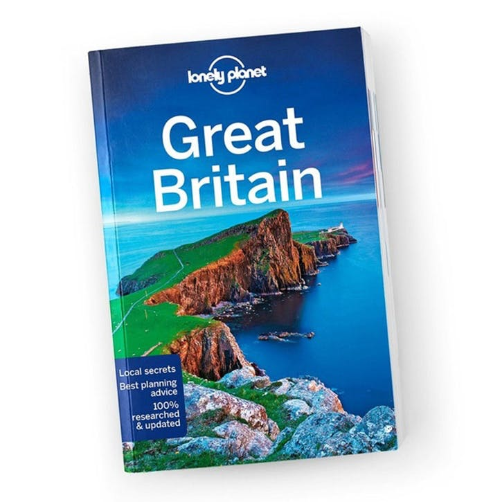 Lonely Planet Great Britain, Paperback