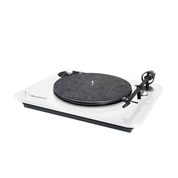 Omega 100 RIAA Turntable, White