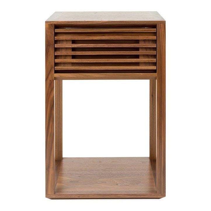 Verona Side Table Walnut