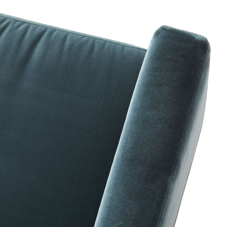 Westwood 3-Seater Sofa, Petrol