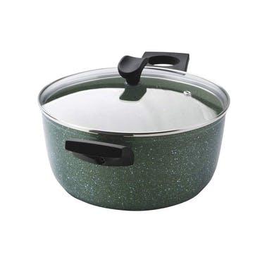 Eco Non-Stick Stock Pot, 4.5L