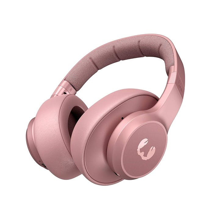 Clam BlueTooth Headphones; Dusty Pink