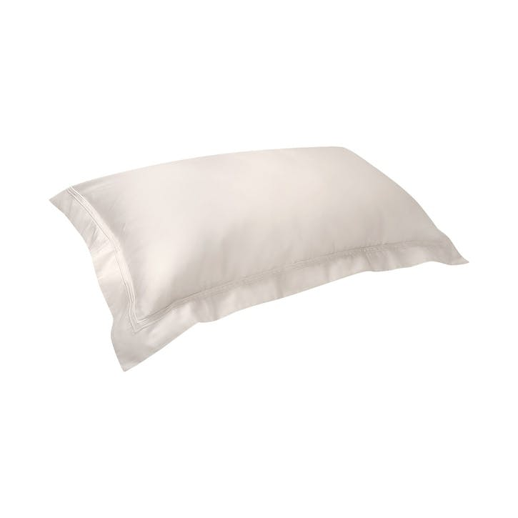 Triomphe Nacre Oxford Pillowcase, Standard