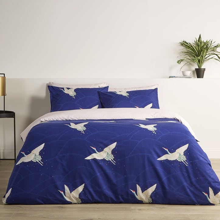 Orizuru King Duvet Set