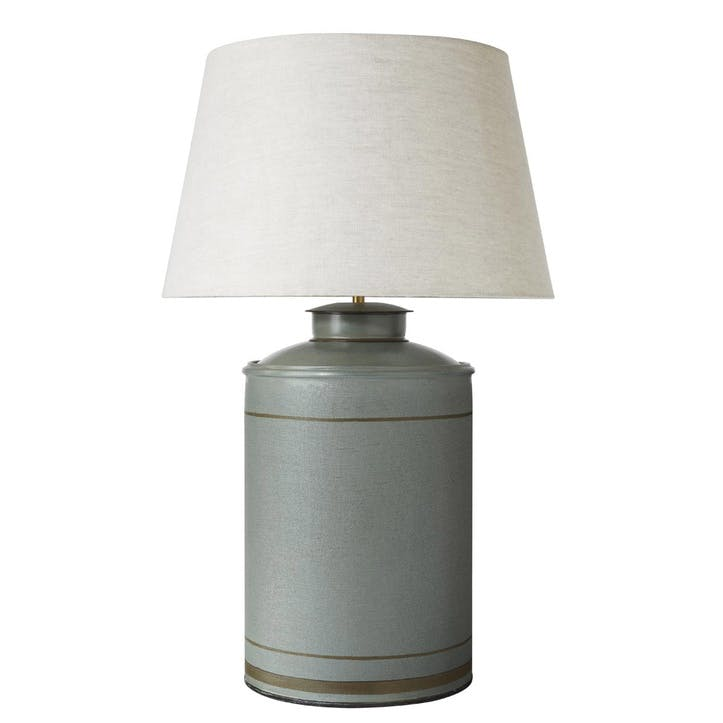 Camellia Table Lamp, Large, Blue