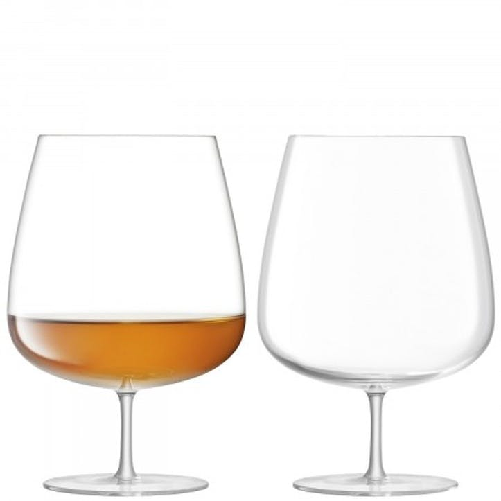 Bar Culture Cognac Balloon Glass Set of 2