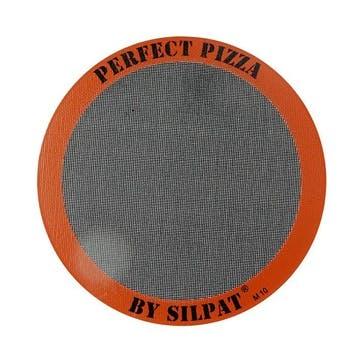 "Non-Stick Round Pizza Mat 12"""