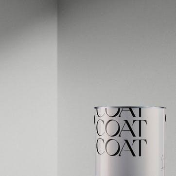 Flat Matt Wall & Ceiling Paint, Low Salt Cool Off-White 2.5L