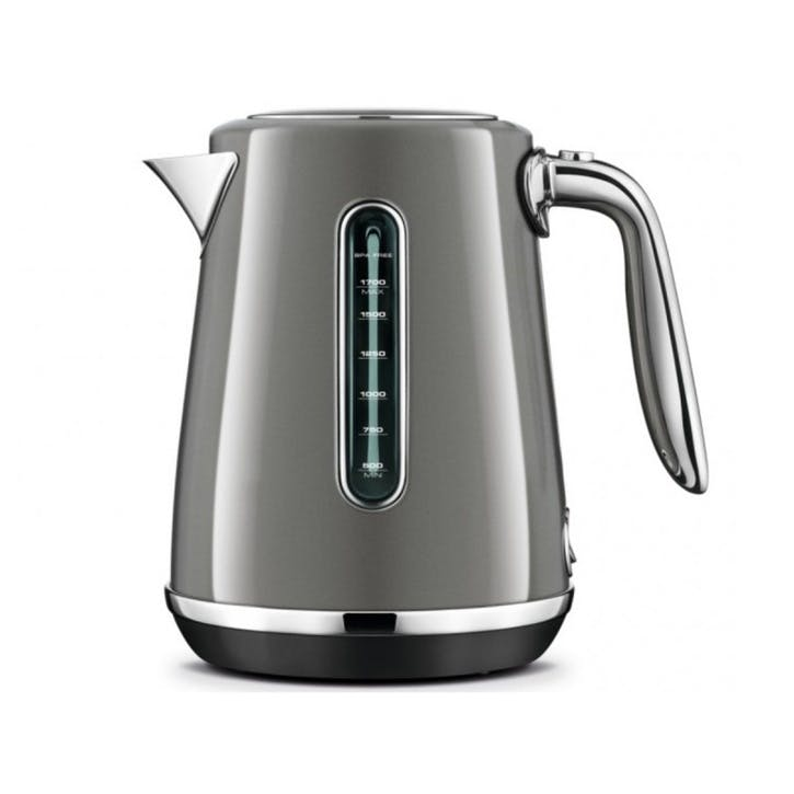 The Soft Top Luxe Kettle; Smoked Hickory