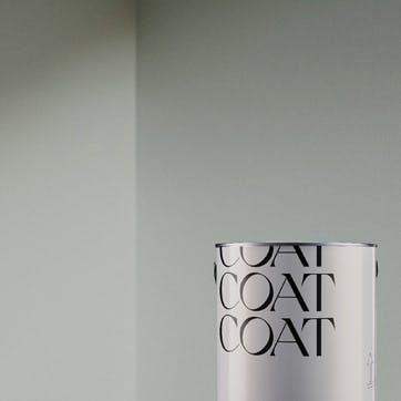Flat Matt Wall & Ceiling Paint, Detox Pale Dusty Green 2.5L