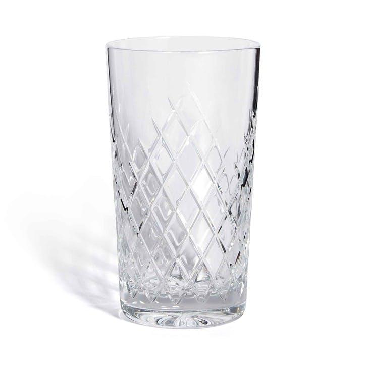 Barwell Cut Crystal Highball