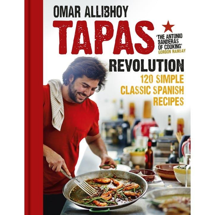 Omar Alibhoy's Tapas Revolution, Hardback