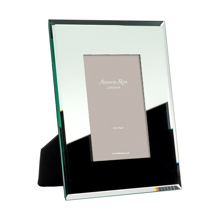 "Bevel Mirror 8mm Photo Frame - 5""x7"""
