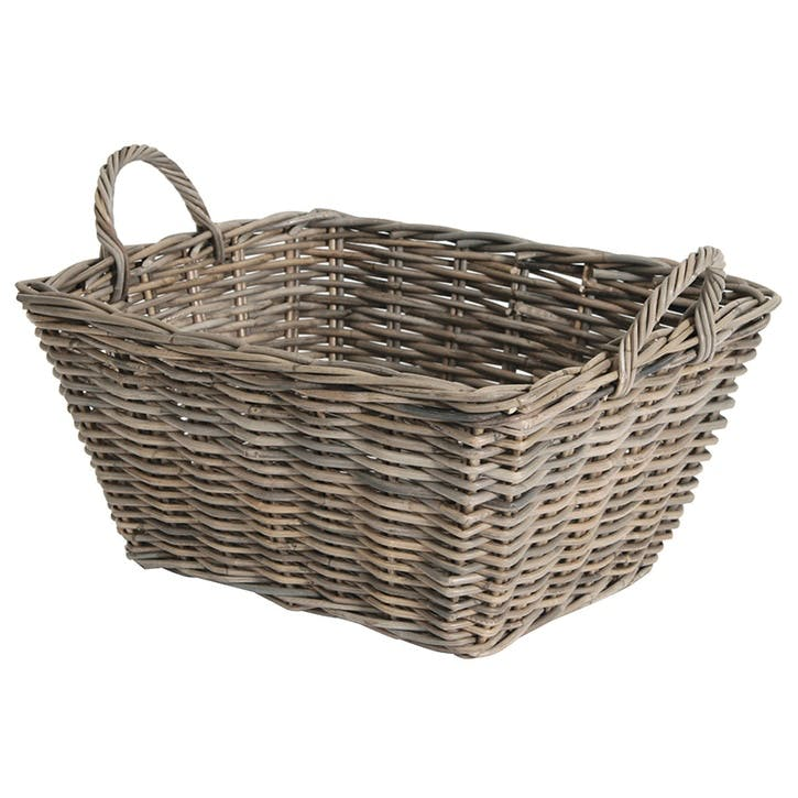 Rattan Woven Storage Basket