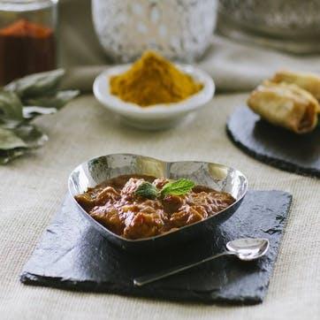 Heart Fusion Dish & Spoon Set