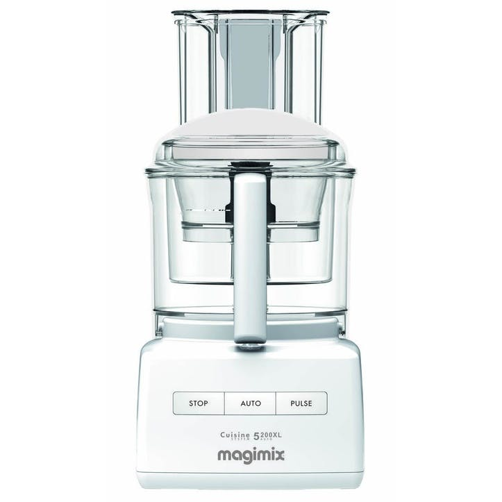 CS 5200XL Premium Food Processor; White