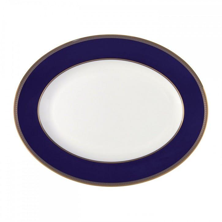 Renaissance Gold Oval Dish, 39cm