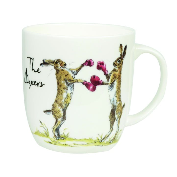 Country Pursuits The Boxers Mug