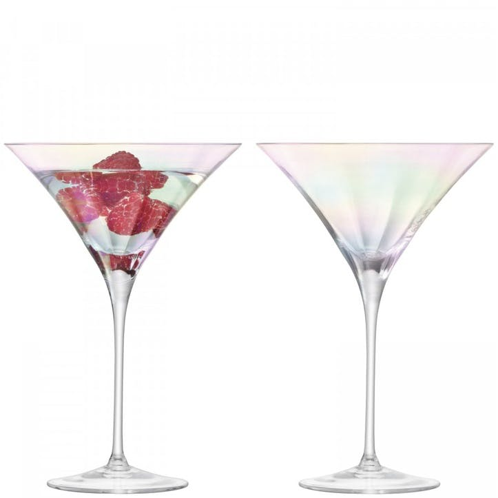 Pearl Cocktail Glass, Set of 2
