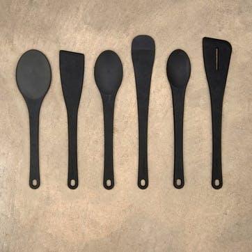 Spoon, Small, Slate Wood Pulp