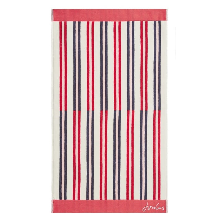 Dawn Shadow Stripe Bath Towel