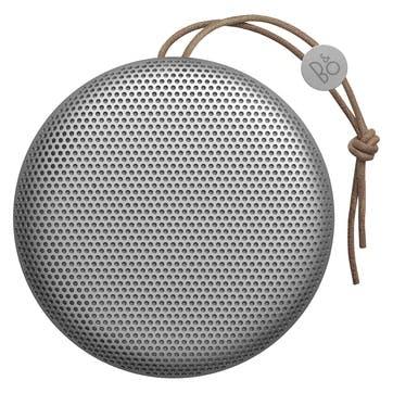 A1 Portable Bluetooth Speaker; Silver