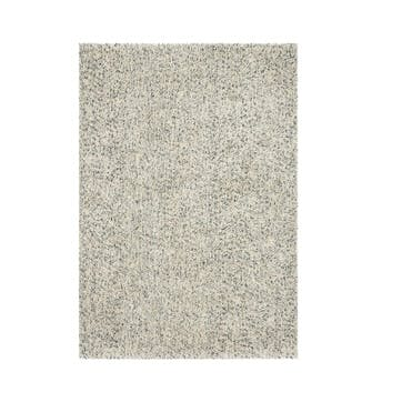 Pop Art Rug 160 x 230cm, Beige/Natural