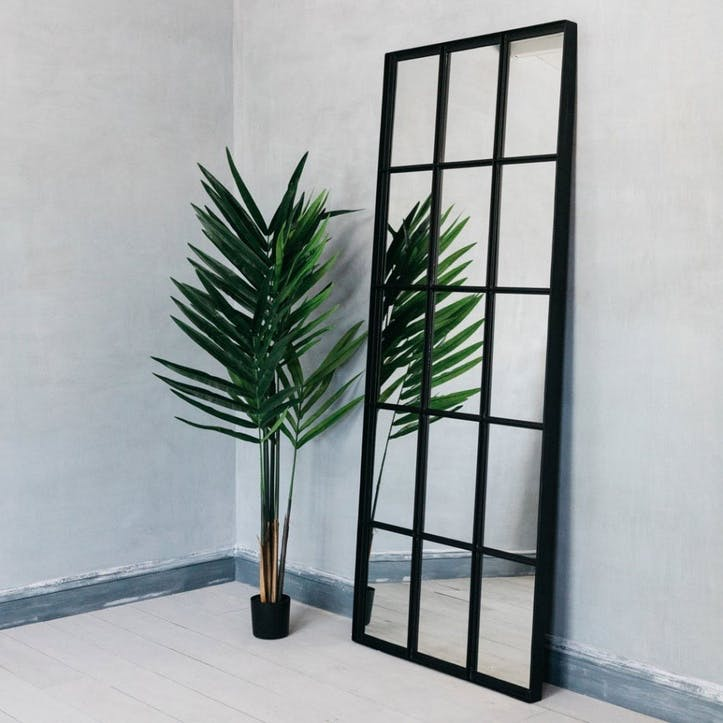 Amandine Fifteen Pane Mirror