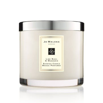 Deluxe Candle, Lime Basil & Mandarin
