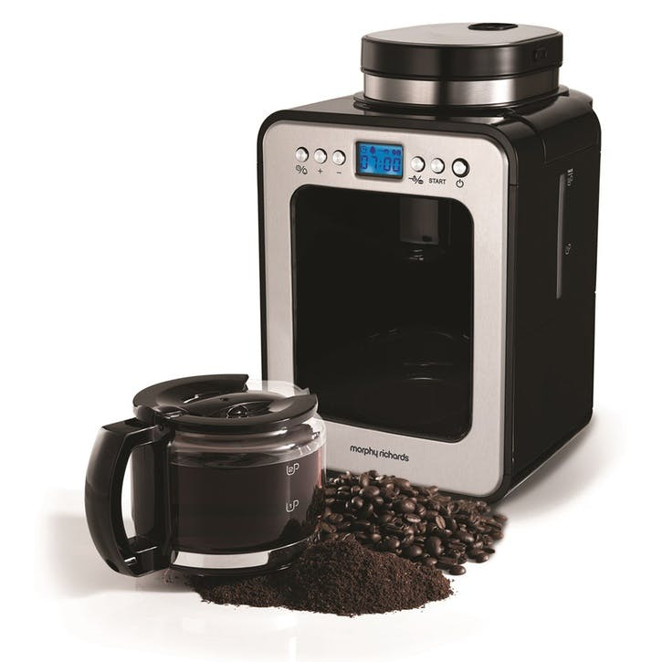 Beanto Cup, Grind & Brew Bean to Cup Filter Coffee Machine