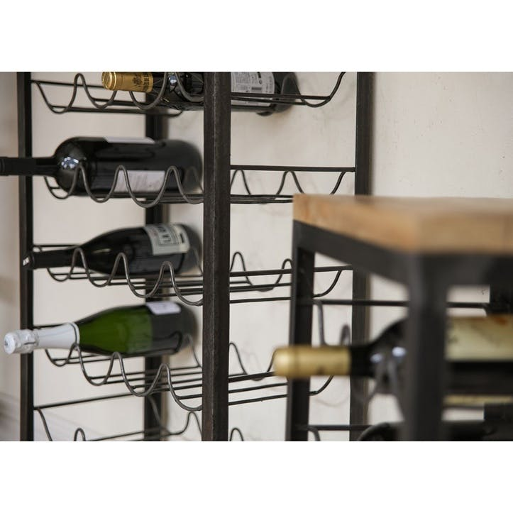Obra Industrial Wine Rack - Small