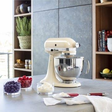 Artisan Stand Mixer - 4.8L; Almond Cream