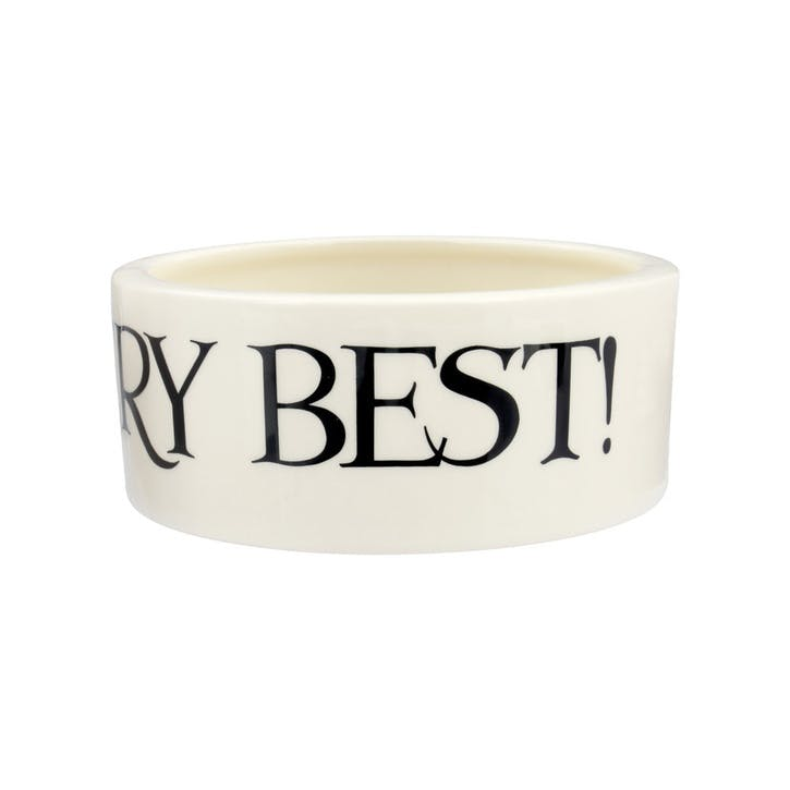 Black Toast Pet Bowl - Small