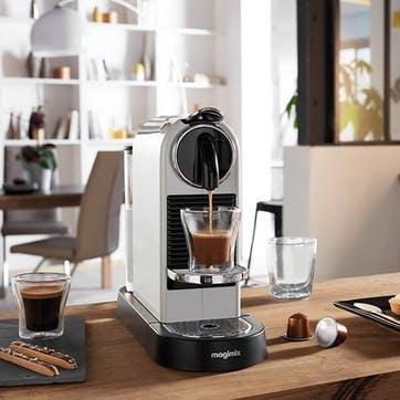 CitiZ Coffee Machine, White
