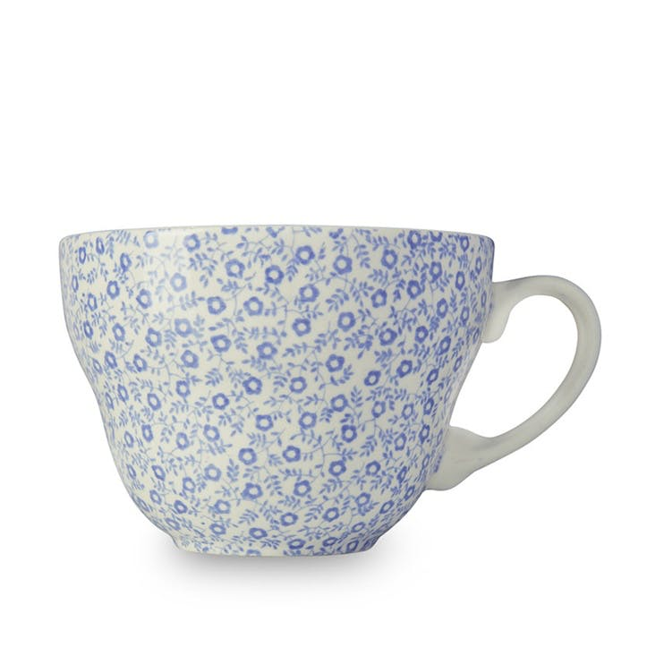 Felicity Breakfast Cup, 420ml, Pale Blue