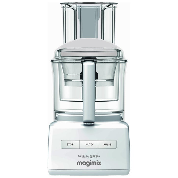 Food Processor 5200 XL; White