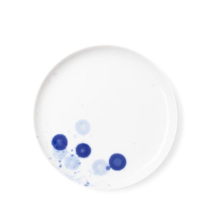 Seven Medium Plate, Drops