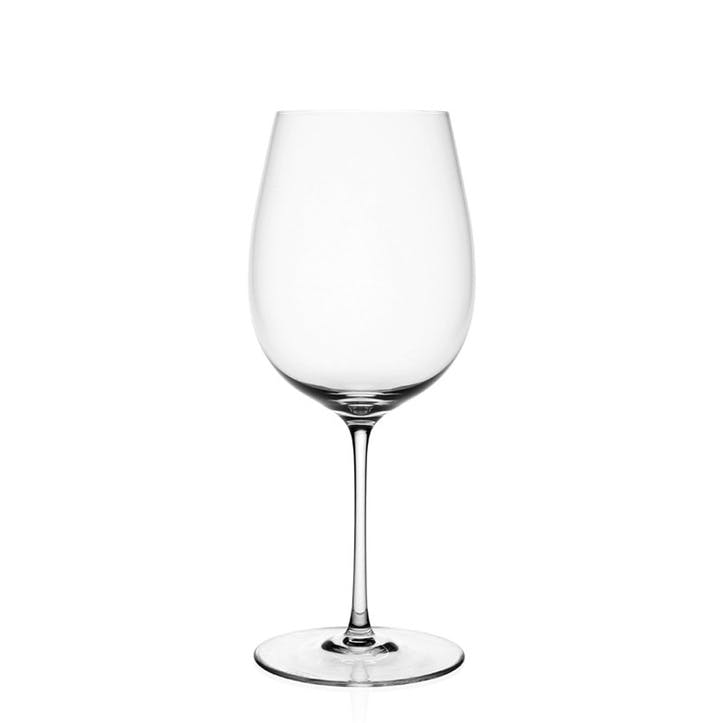 Starr Red Wine Glasses, Set of 4