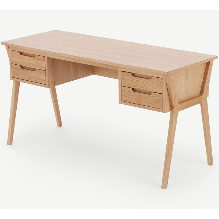 Jenson, Desk, Oak