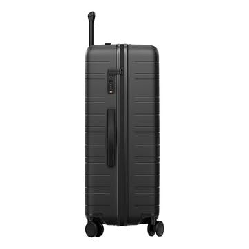 H7 - Smart Luggage, Large Check-In Trolley Suitcase, H52 X W28 X D77cm, Graphite