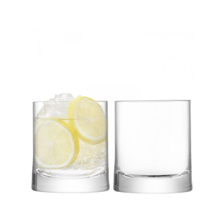 LSA Gin Tumbler Set of 2