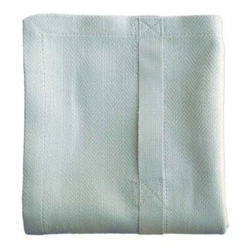 Herringbone Kitchen Towel, L86 x W53cm, Sky