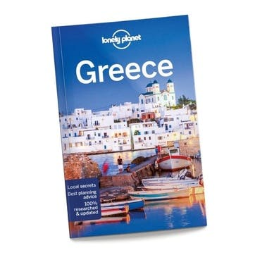 Lonely Planet Greece, Paperback