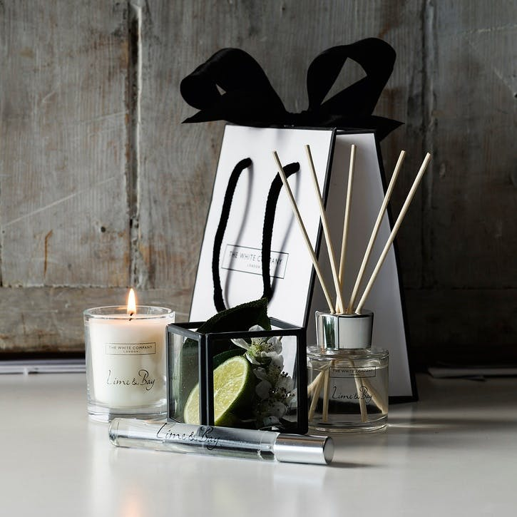 Lime & Bay Mini Home Scenting Set